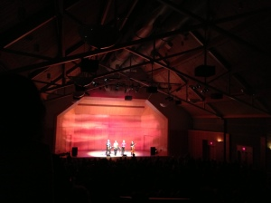 Kronos Quartet at Reed College